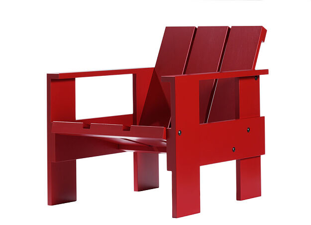 7. CRATE CHAIR