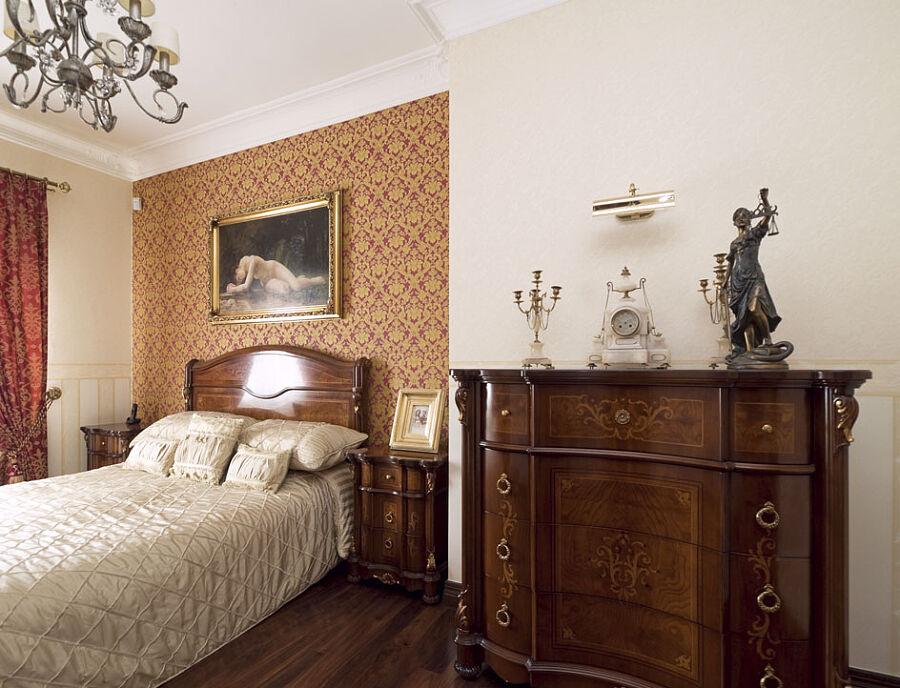 Sypialnia z wytwornymi meblami :: Świat Rezydencji :: Luksusowa strona życia - rezydencje ...